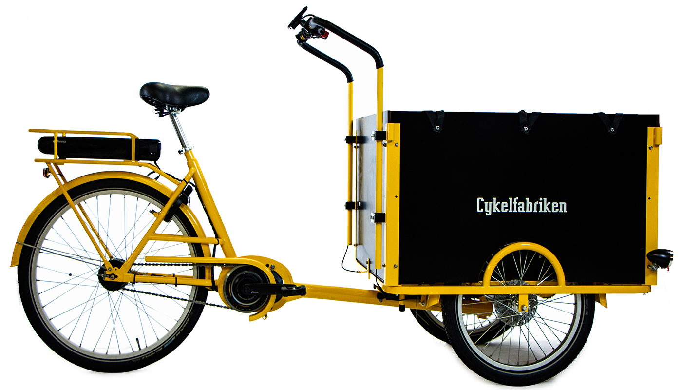 Bakfiets_Bred_Yellow