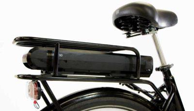 Bakfiets Klassisk light with SHimano motor