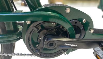 Klassik Light grön-Motor
